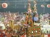 八戸三社大祭の山車@ふるさと祭り 東京