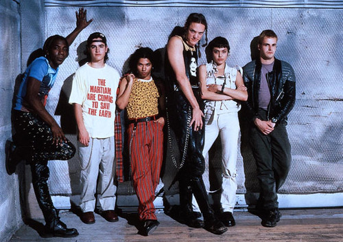 cast of hackers!