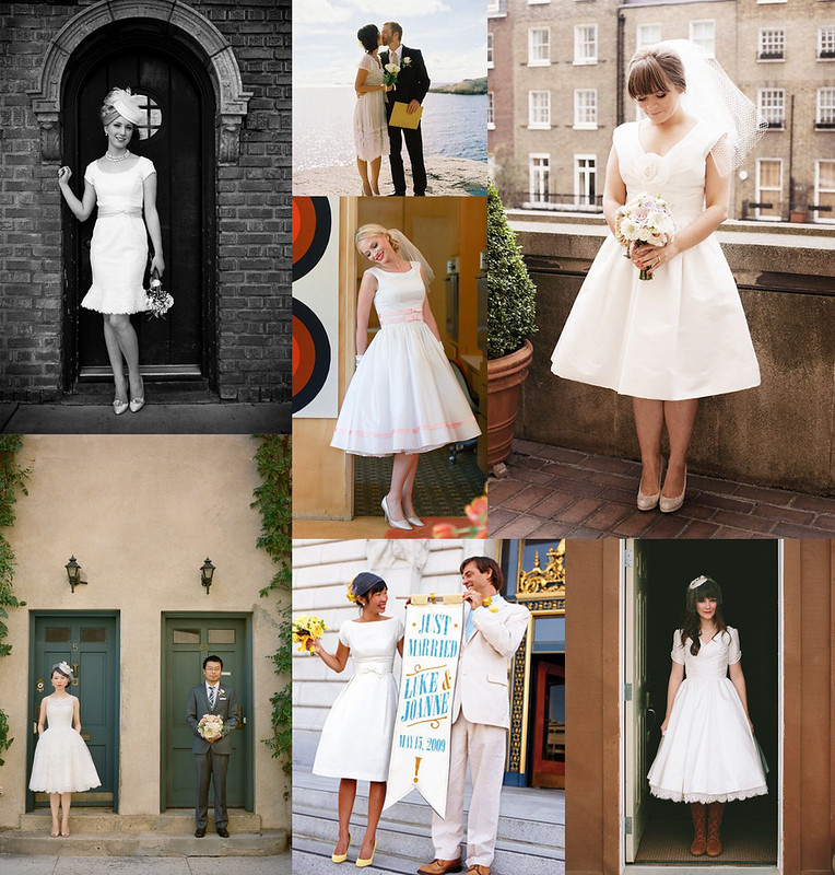 Short Wedding Dresses inspiration