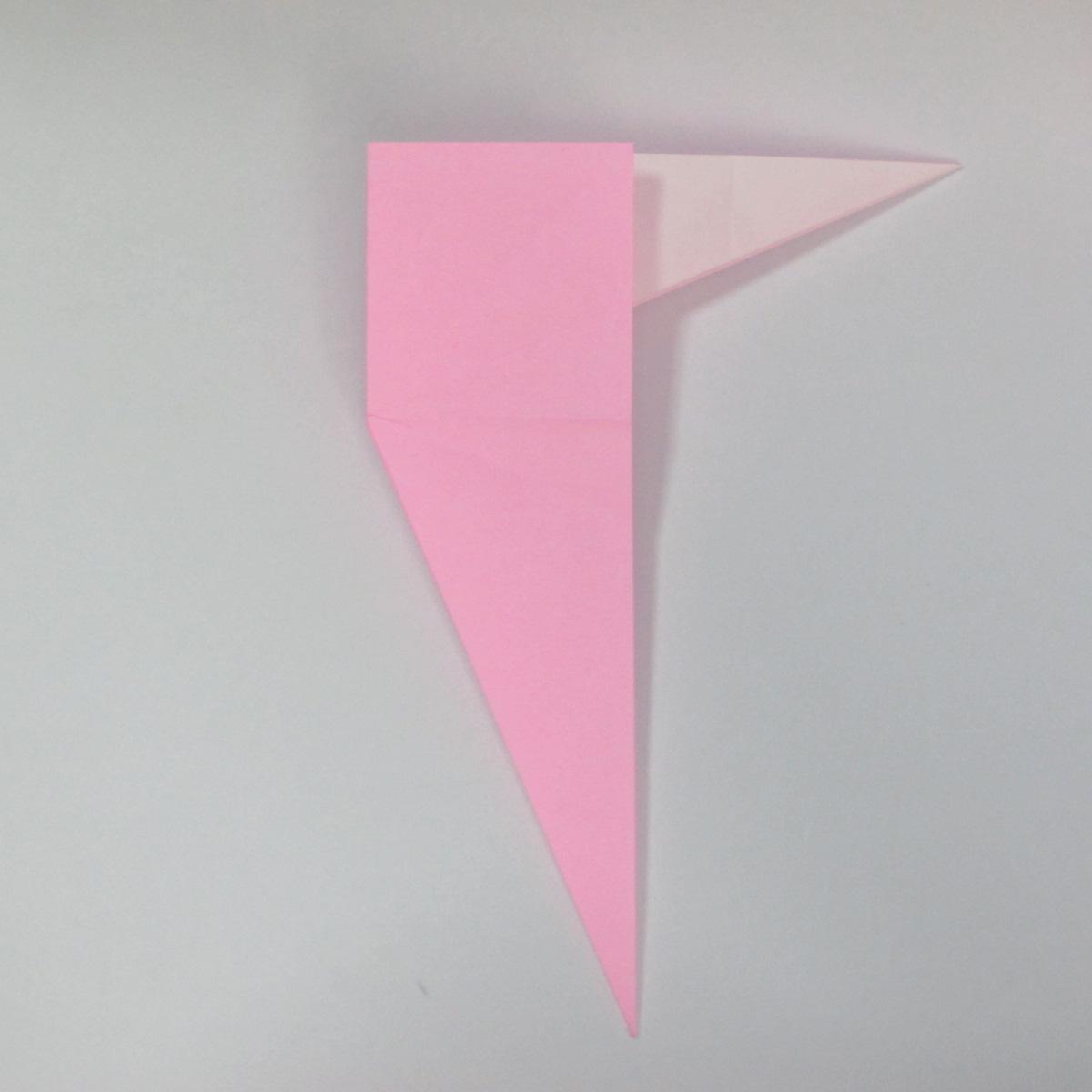 สอนการพับกระดาษเป็นลูกสุนัขชเนาเซอร์ (Origami Schnauzer Puppy) 025