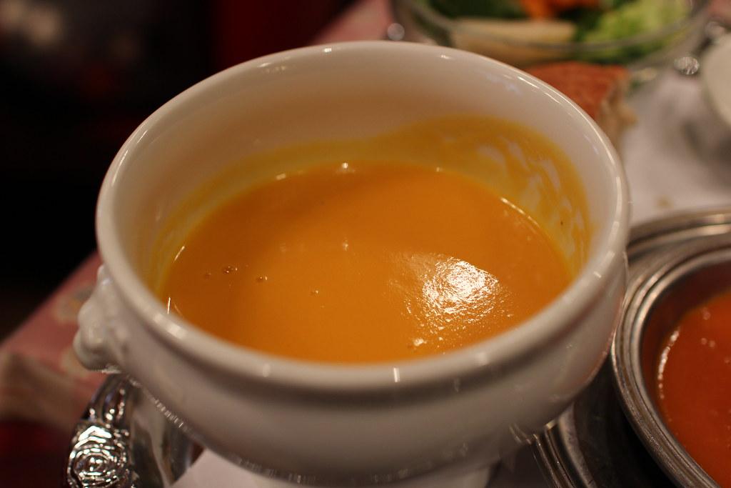 コンコンブルスープ