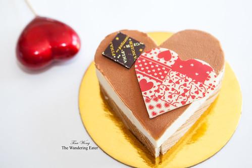 Tiramisu Coeur de Cafe