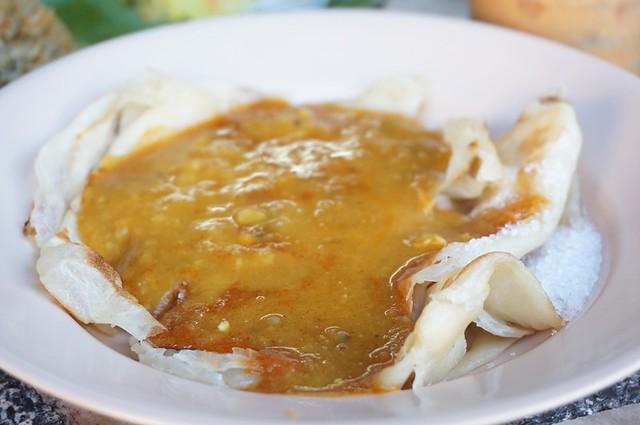 Halal breakfast in Penang Astaka Taman Tun Sardon-013