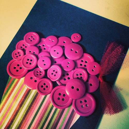 Handmade Valentine: Steff