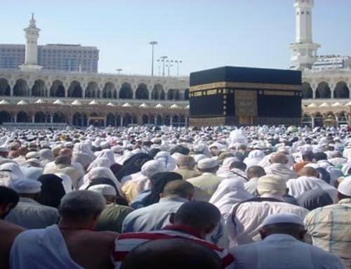 Khutbah Jua'at Dalam 3 Bahasa di Masjidil Haram