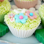 Gluten free banoffee cupcakes