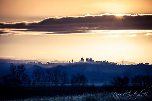 Valdichiana,Arezzo by David Butali