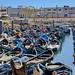 Small fishingboats by DirkVandeVelde (taking a break)