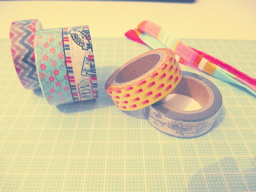 washi tapes :)