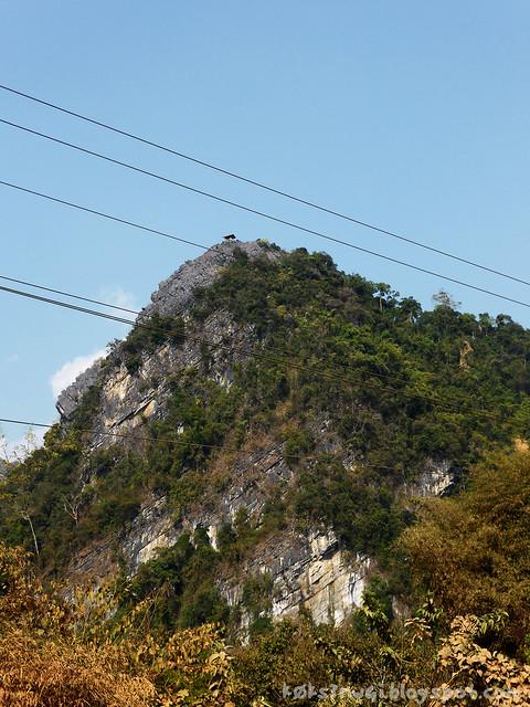 Bike Trip Pha Ngeun Silver Cliff