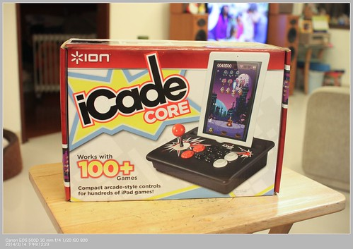 ion iCade Core
