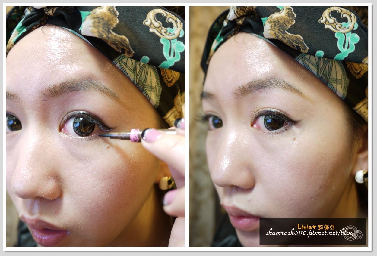 MissHana眼線+唇蜜-6