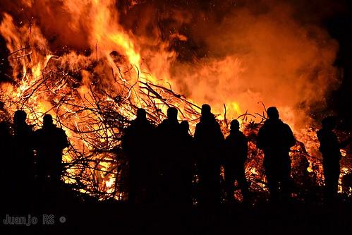 noche fuego candelaria hoguera ltytr2 ltytr1 tufototureto juanjors