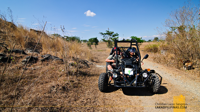 Dune Buggy at the Tarlac Recreational Park