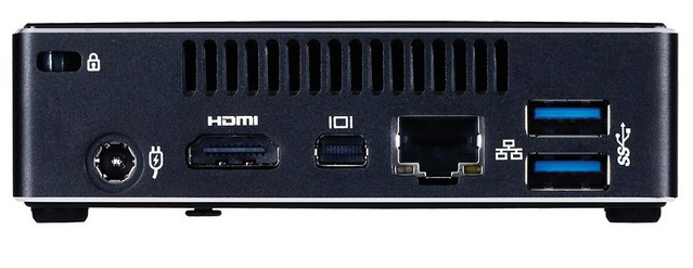 Gigabyte Brix GB-BXCE-2955