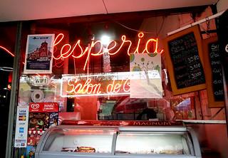 Cafe Hesperia 2