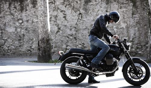 2014 Moto Guzzi V7 Stone
