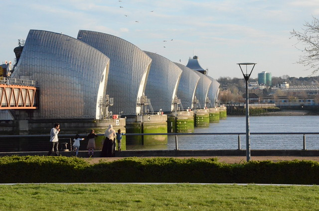 Thames Barrier IV
