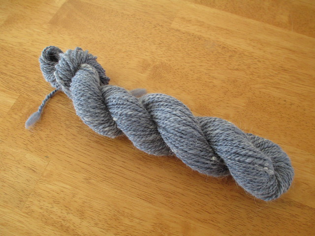 Siberian Fur Yarn: Dark Blue
