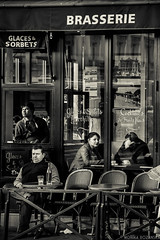 Brasserie, Paris