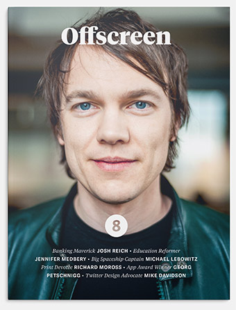 Offscreen issue 8