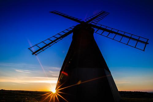 locallandmark flickrfriday windmill rottingdean sunrise