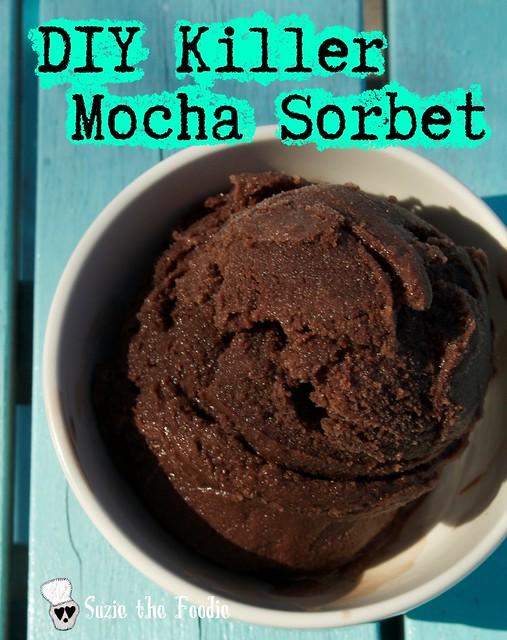 Killer Mocha Sorbet