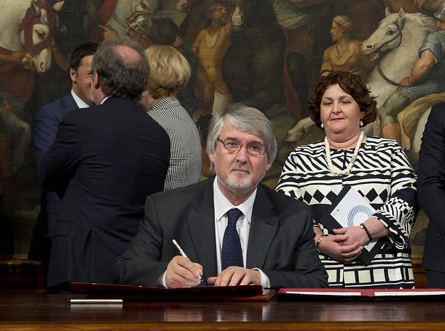 Il Ministro Poletti: