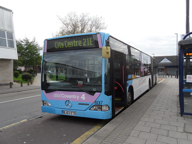 National express coventry 6017 bj03 etd mercedes for Coventry federal plans