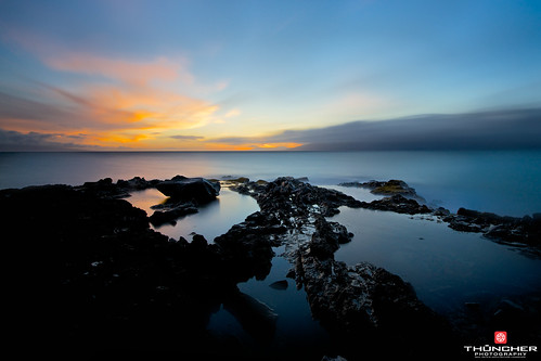 longexposure sunset sky nature clouds reflections landscape outdoors island hawaii nikon scenic maui tropical fullframe fx d800 waterscape napili nikond800 afsnikkor1635mmf4gedvr leebigstopper huieroad