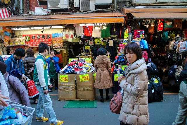 Ameyayokocho Market