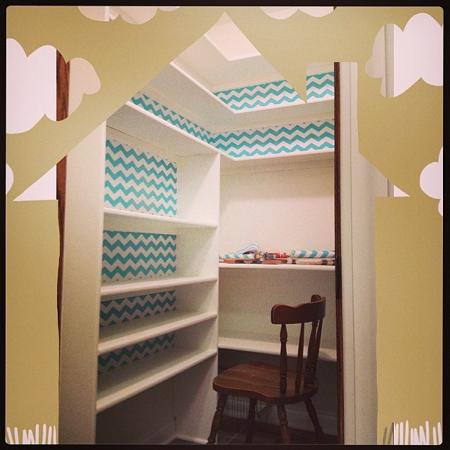 Making my pantry pretty. #pantry #lucasnest #createaspaceyoulove #100happydays #day13