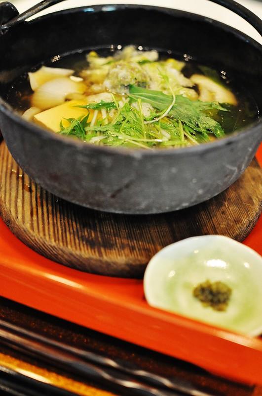 conger eel soup