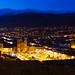 Plaza de Armas in Cusco before Dawn by Rob Kroenert