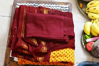 9 yards saree