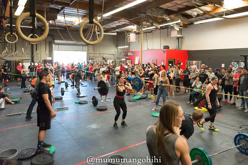 2015 Cupid's Massacre at Ruination CrossFit