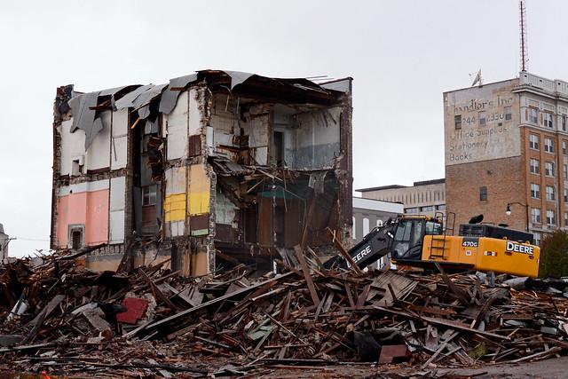 Block & Debris