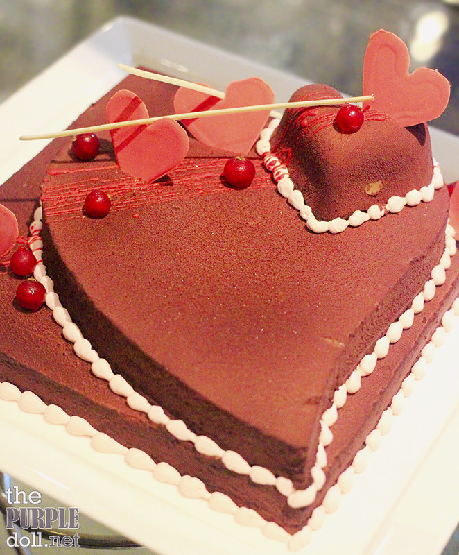 Affection Cake from Cafe Maxims