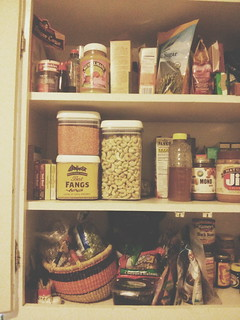 Day 51: Tidied the cupboards. #100happydays
