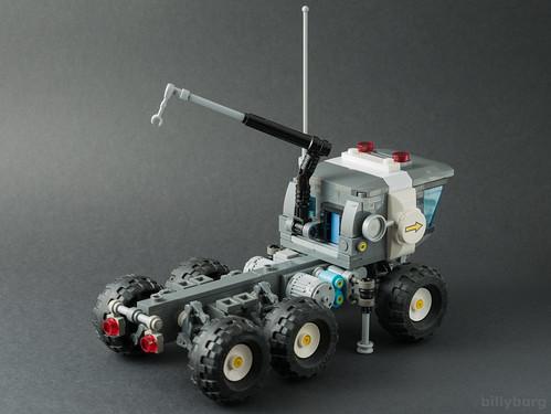 Lego 6927 All Terrain Vehicle