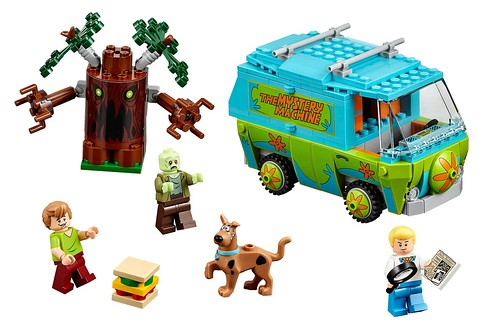 LEGO Scooby-Doo 75902