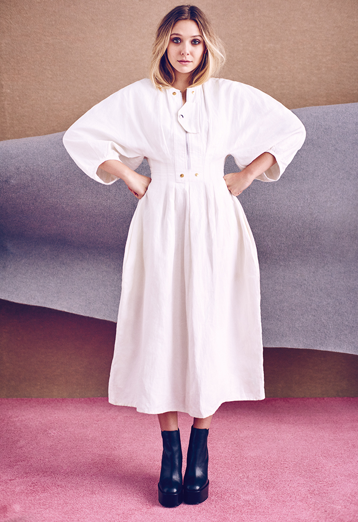 Элизабет Олсен — Фотосессия для «The Sunday Times Style» 2016 – 5