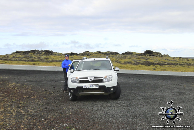 ISLANDIA - Dacia Duster (Dusty)