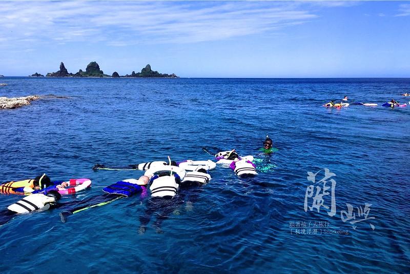 蘭嶼攝影-浮潛