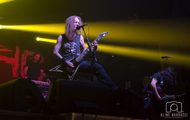 Children of Bodom – Live Carioca Club – 28-05-2016
