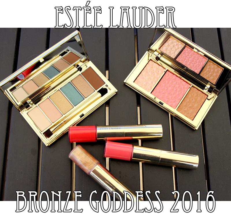 Estée Lauder Bronze goddess 2016