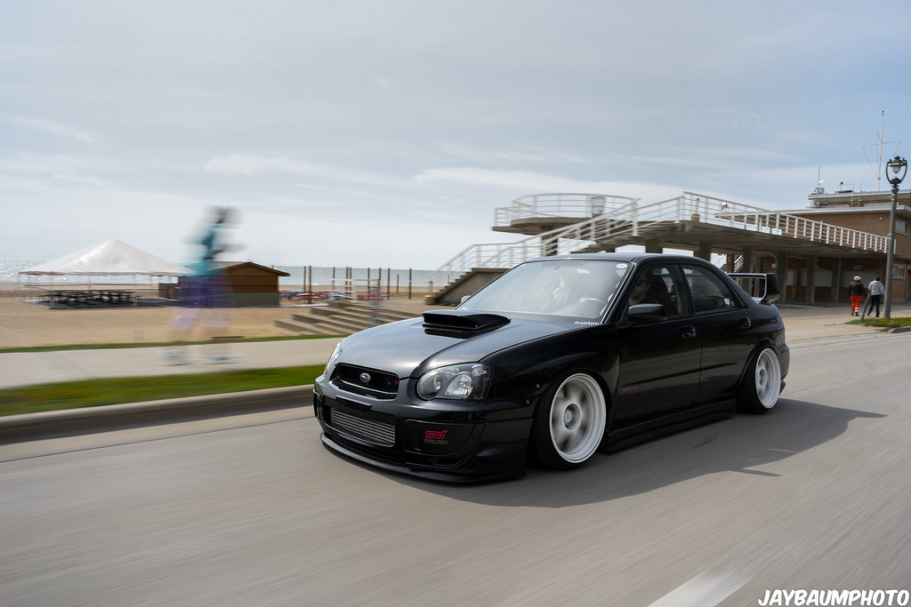 Matt Wirtzs STI for LacedUp