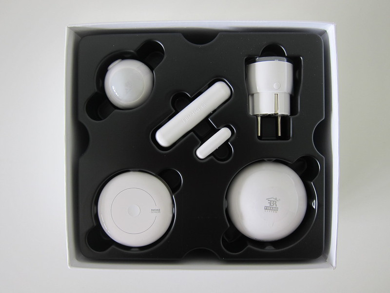 Fibaro Starter Kit - Box Open