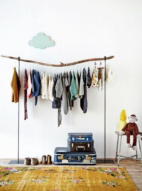 Outstanding Idea to Organize Your Clothes and Enhance Your Space
