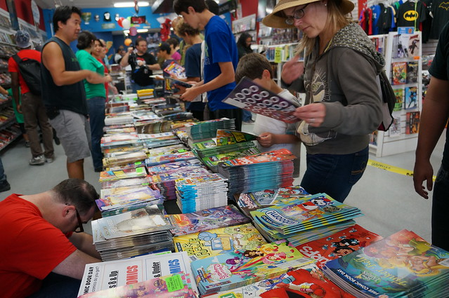 free comic book day 2013